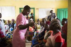 Photo Credit: International Medical Corps