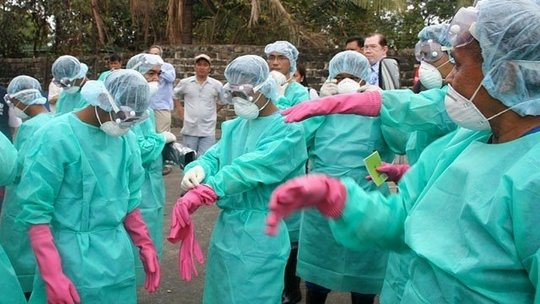 End Ebola Epidemic: Support Our Clinic's Response