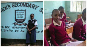 Kiambiu Children in School