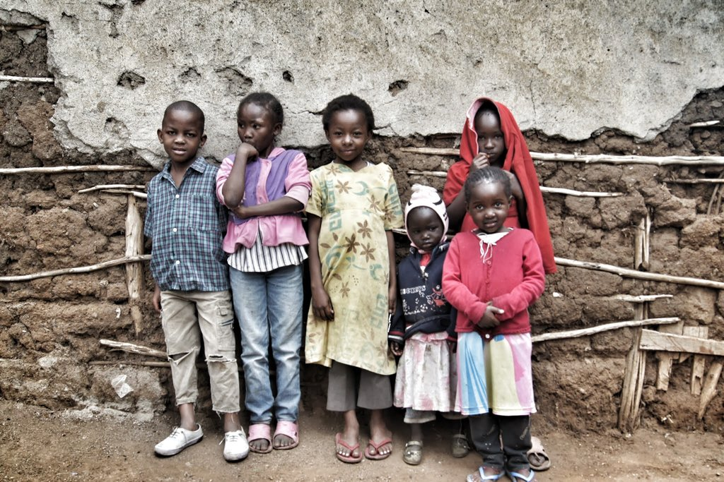 Sponsor a Kenyan Child's Education