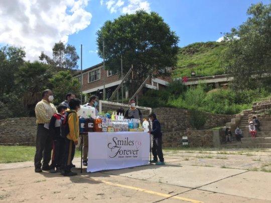 Care Packages Program, Villa Esperanza Delivery