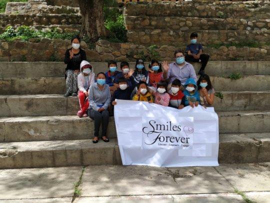 Care Packages Program, Villa Esperanza #2 Delivery