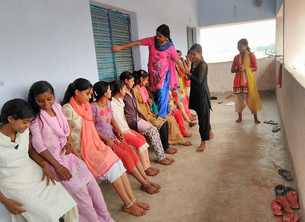 Leadership Camp_Jharkhand