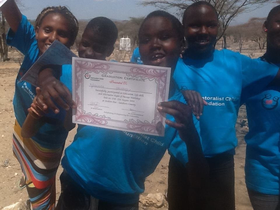Girls' Anti-FGM Education Camps in Kenya, Africa
