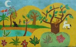 FUNDAECO Mural