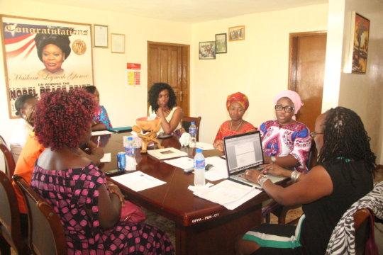 Women CBOs & Media Re-hashing Awareness Outreach