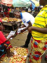 Messengers of Peace - Engaging Market Women