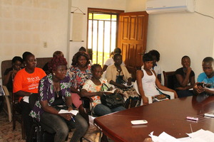 Training CBOs & Media for Non-Complacency Outreach