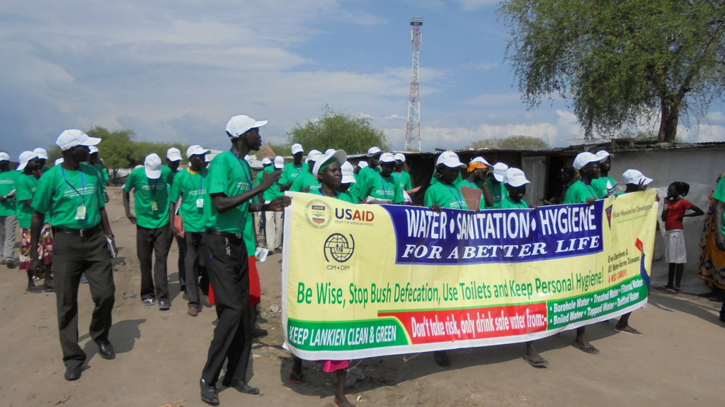 Crisis Relief Fund for South Sudan