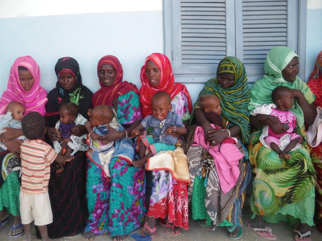 FoodSecurity for 523 malnourished children,Eritrea
