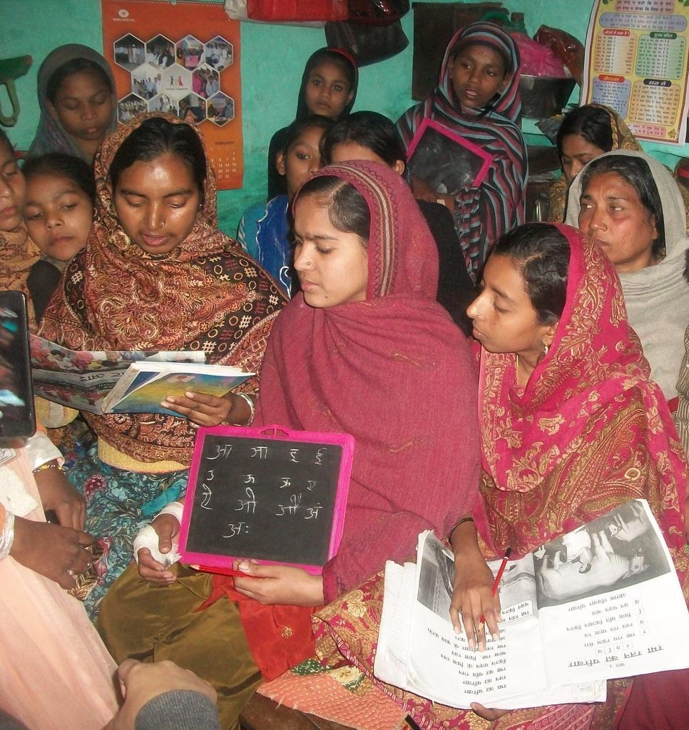 Adult Literacy Center -Classroom