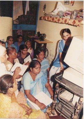 Literacy Centre Burari, Delhi
