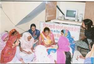 Literacy Centre Majnu Ka Tilla, Delhi
