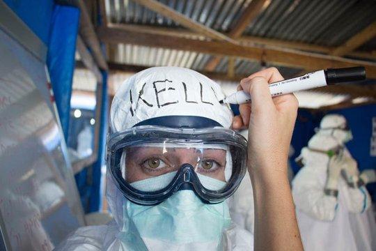 Nurse Kelly Suter