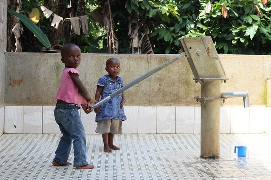 New Water Pump
