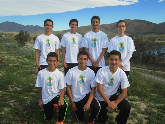 Miguel Angel Aldrete and the K4OW ambassadors