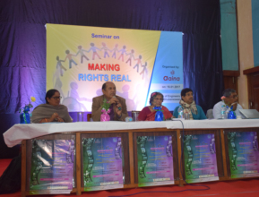 Seminar on Making Rights Real