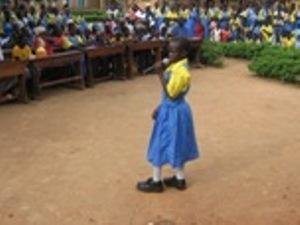 Offering Sporting to 720 Children in IDP camps