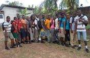 Keeping Kakata Liberia Safe From Ebola