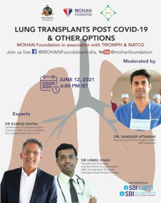 Lung Transplants- Post COVID-19 & Other Options