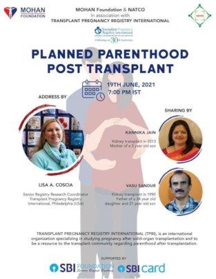 Planned Parenthood Post Transplant Planned
