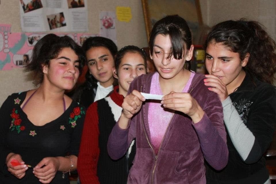 Mentoring & Trainings for 40 Armenian Girls
