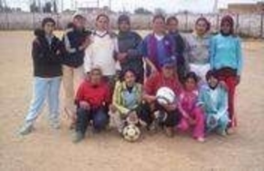Rights for Moroccan Girls to Practice Sport