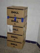 Laptops arrived in Morocco last week.