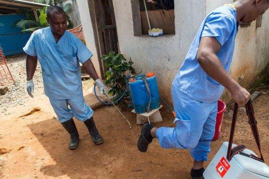 Lifesaving Information: Halting Ebola in Liberia