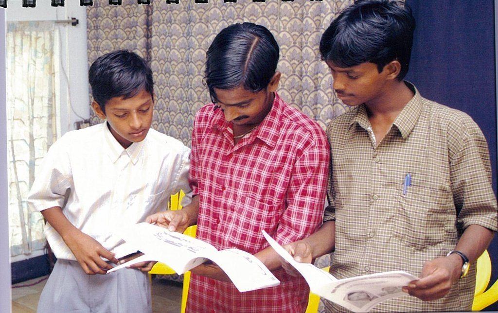 productive 500 skilled youth for young india