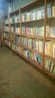 new shelves!!!!