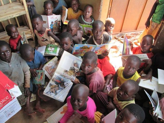 Libraries in Rural Uganda
