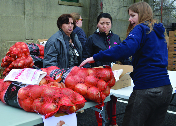 Greater Boston Food Bank Mission