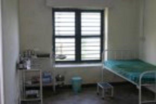 Procedure Room at hospital / Kalikastan Nepal