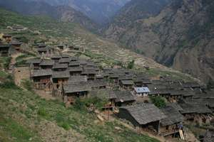 Tamang Village, Rasuwa District of Nepal