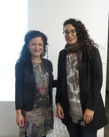 Cansel Kiziltepe (SPD) & Caroline Assad (RespAct)