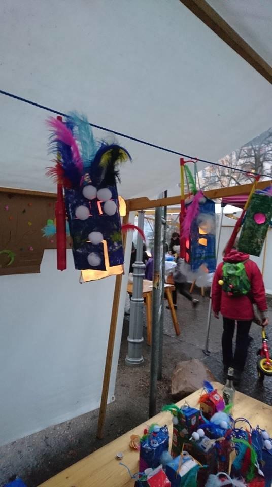 Christmas market Neukolln