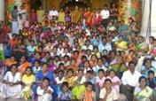 Exposure Trip for 50 children in India