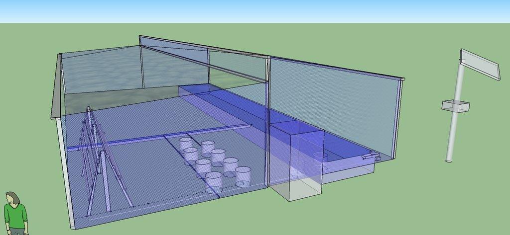 Aquaponics Solution to Climate Change