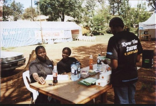 Encourage Rural Communities Know their HIV Status