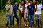 Build a Classroom, Save the Amazon
