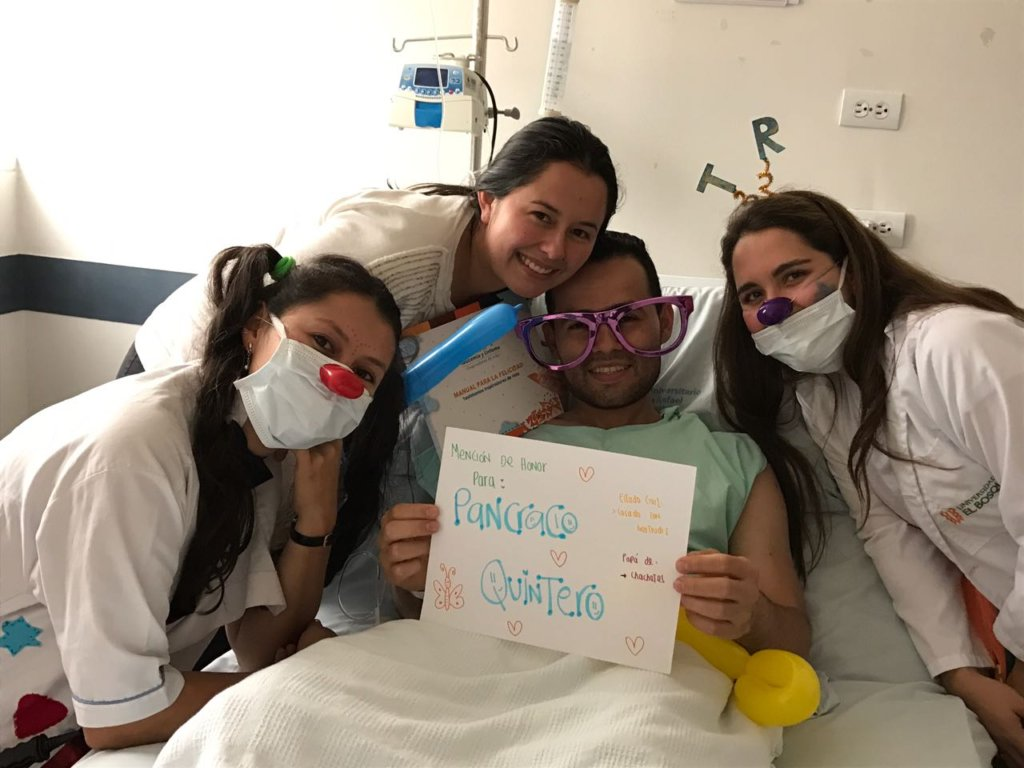 Help 55 Young Colombians who fight against Cancer!
