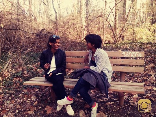 Discussing the Revolution with RevolutionaryShweta