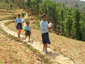Going the distance for an education