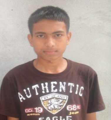 Education is changing Sushant's life