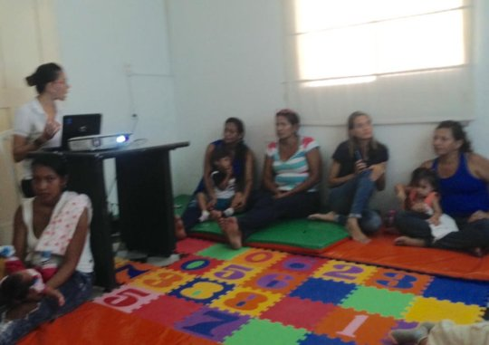 Early Intervencion workshop