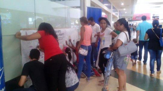 Mall Campaign