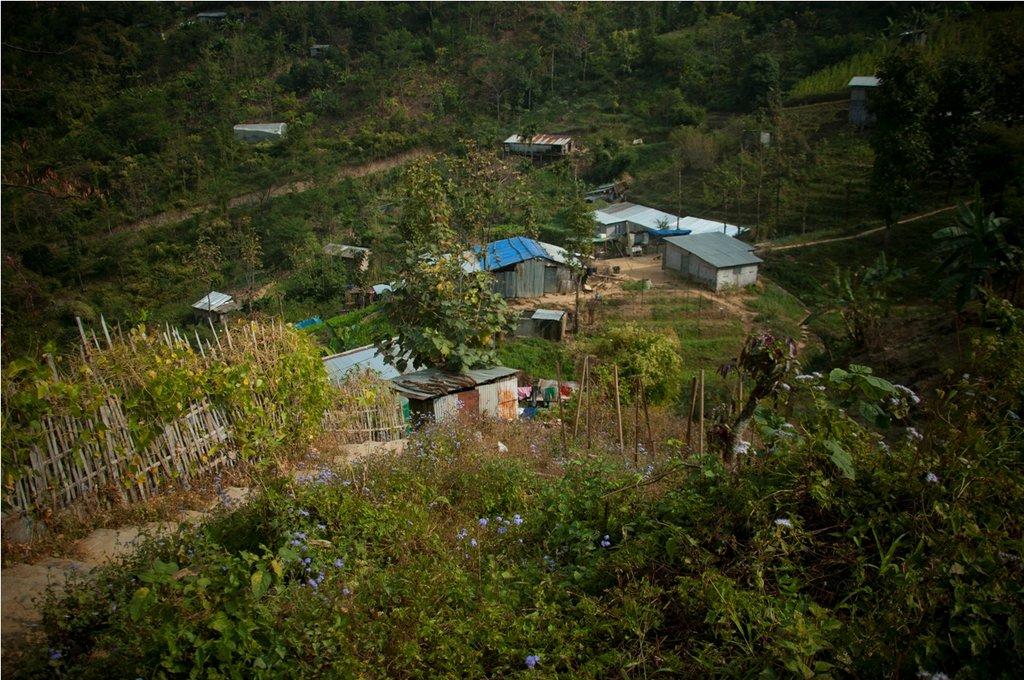 Home for 20 domestic abuse survivors- Aizawl,India