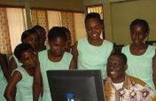 On-line resources for 36,000 students in Ghana