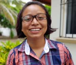 Nereida - returning for 3rd year of college